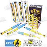 Bilstein & Kings 30mm Raised Diesel Front & Rear Suspension Kit