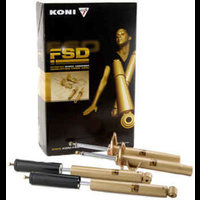 Koni 2100 Series Raised Height Front & Rear Shock Absorbers (2100-4108)