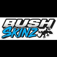 BushSkinz Sticker - Blue