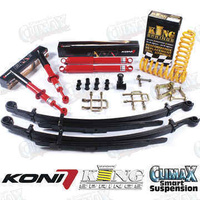 Koni 82 Series & Climax 50mm Raised Front & Rear Suspension Kit