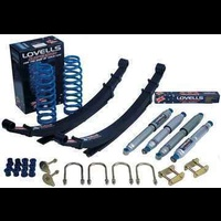 Lovells 40mm Raised Height Suspension Kit