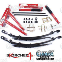 KYB & Climax 50mm Raised Front & Rear Suspension Kit