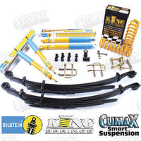 Bilstein & King Springs 45mm Raised Front & Rear Suspension Kit
