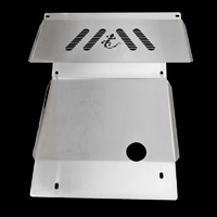 BushSkinz Elite - 6mm Alloy Holden RC Colorado Front & Sump Guards