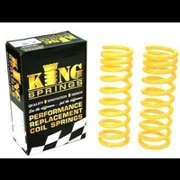 King Springs 40mm Raised Height Front Springs SWB Diesel (KJFR-32)