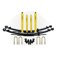 Dobinsons 40mm Raised Gas Coil Front & Leaf Rear Suspension Kit