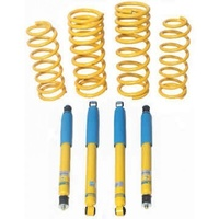 Bilstein & Climax 25mm Raised Light Duty Front & Rear Suspension Kit