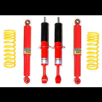 Koni & Climax 25mm Raised Light Duty Front & Rear Suspension Kit
