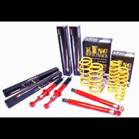 Koni 88/90 Series & Kings 40mm Raised Extra Heavy Duty Front & Rear Suspension Kit