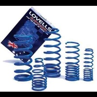 Lovells 100mm Raised Rear Springs (SRR-181)