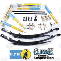 Bilstein & Climax 40mm Raised Medium Duty Suspension Kit